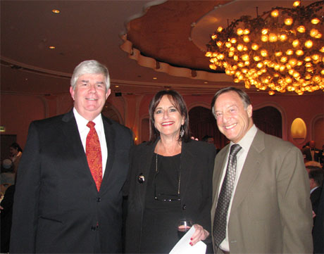 Debra S. Frank at the Beverly Hills Bar Association, Family Law Section's Meet the Judges Night, January 2012